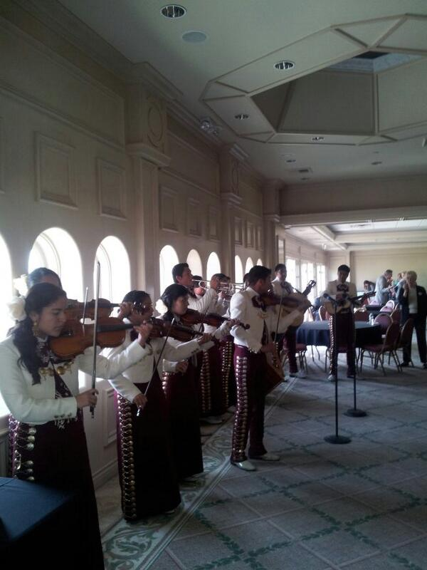 Mariachi Youth Academy performing at #Californiatheatre @givebigsbcounty  #GiveBigBeGreat Donate Now http://t.co/CVXILBz1c5