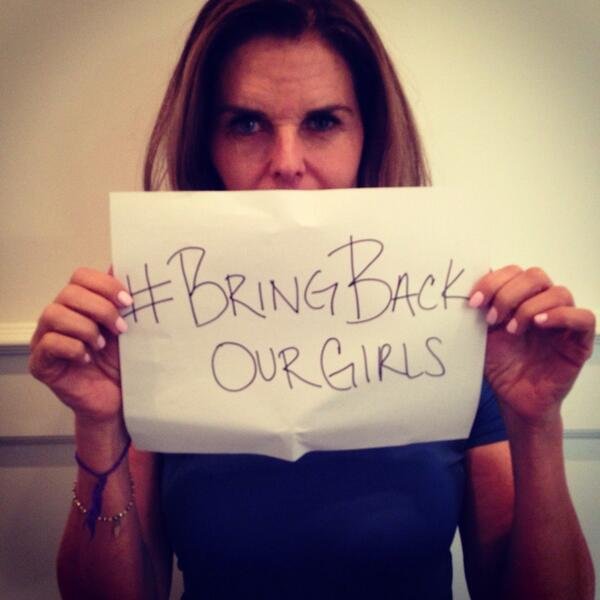 Let's make it happen. #BringBackOurGirls http://t.co/n58n2Z3mnY