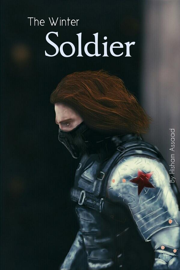 Been trying to draw The Winter Soldier from Captain America. I finally finished it. All done on #GalaxyNoteII http://t.co/iZDoFa0ZXi