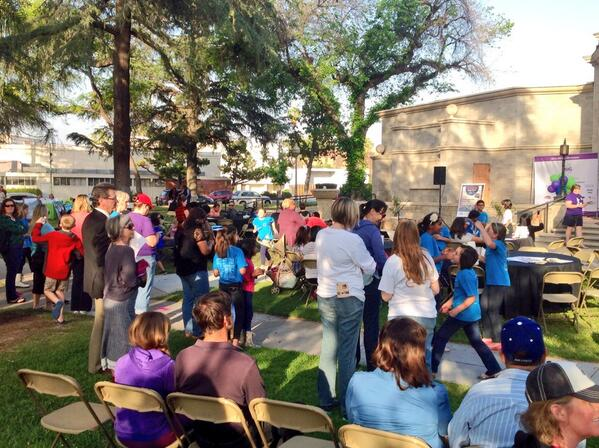 Redlands turns out to give BIG!!! @givebigsbcounty http://t.co/1mviHugoe8