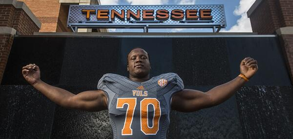 Vol For Life. @JawuanJames70 and now a member of the first round club http://t.co/yxnVzrxS0p