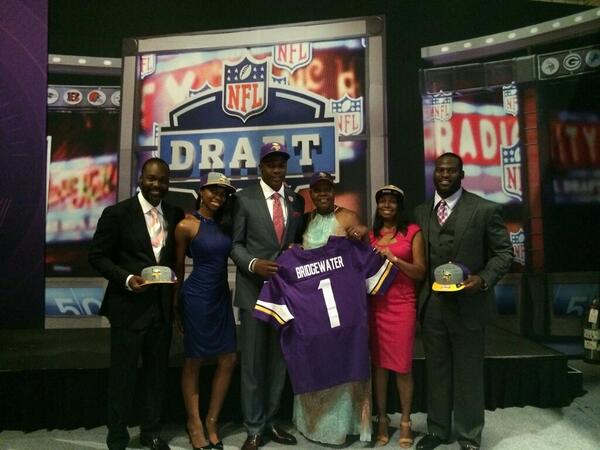 Congrats to the homie @teddyb_h2o blessing are delayed but never denied #NFLDraft2014 http://t.co/zC78JmXdNs