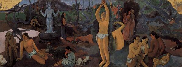 Thumbnail for Paul Gauguin (París, 7 de junio de 1848 - Marquesas, 9 de mayo de 1903)