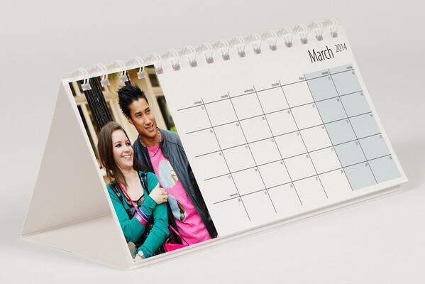 2014 calendars to print