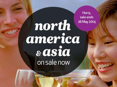 North America and Asia on sale now. LA from $799, Shanghai from $719 and more: http://t.co/j1PCRA4MIN http://t.co/cVfplGBi9t