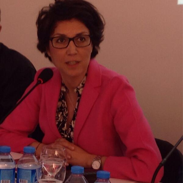 @gulserenonanc presenting women empowerment achievements in Istanbul @bmwstiftung @AshokaTurkiye http://t.co/rNegHReMw5