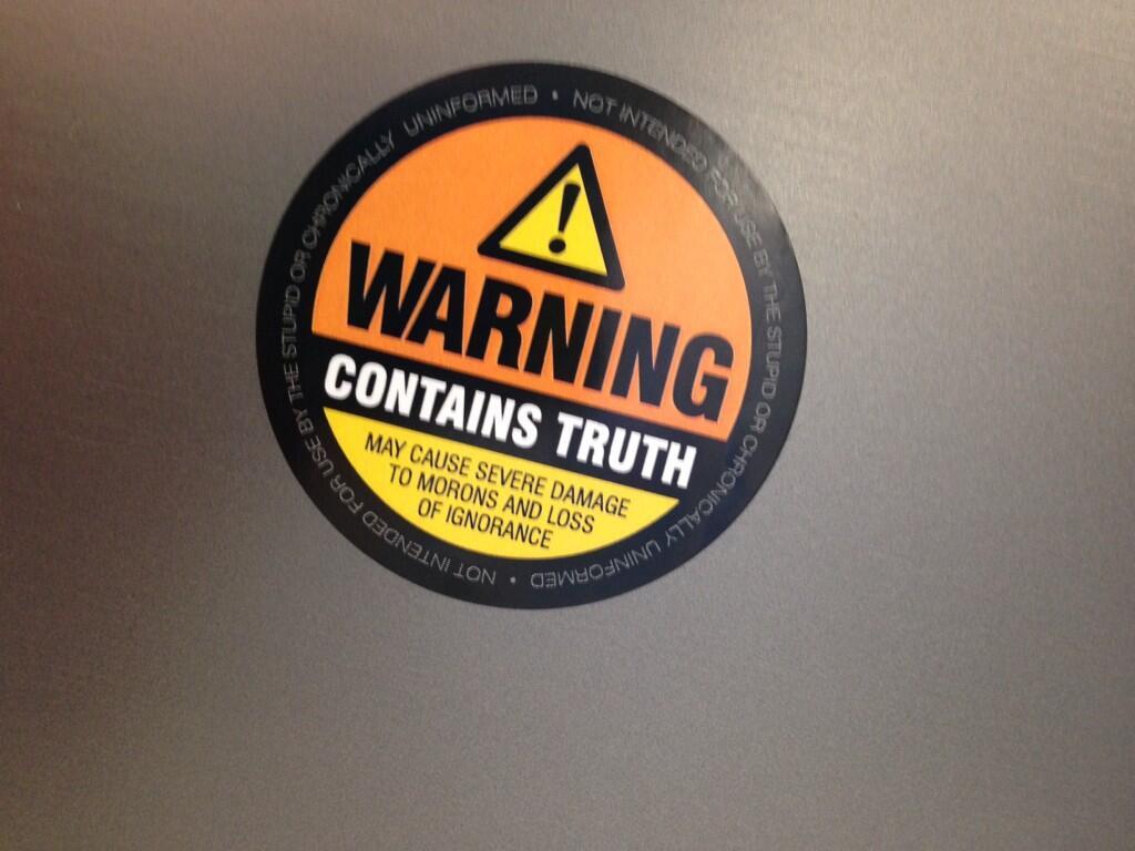 Twitter / nadiamounsey: @FAKEGRIMLOCK laptop of truth ...