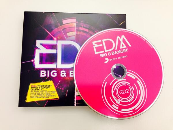 .@sonymusicuk this banger has arrived in the office #edm http://t.co/MMdDrLSc7L http://t.co/iI7q4HhFqR