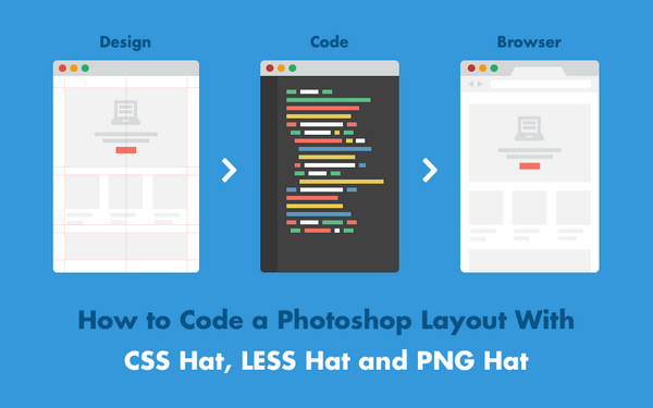 Awesome tutorial from @wdtuts about How to Code a PS Layout With CSS Hat, LESS Hat & PNG Hat  http://t.co/6LhXQqeQGY http://t.co/vwT9g38ES0