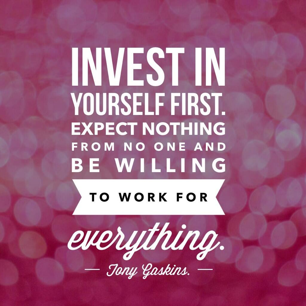 "Invest Local Colorado Llc: D.O.E.,LLC On Twitter: """"@kimgarst: Invest In Yourself"
