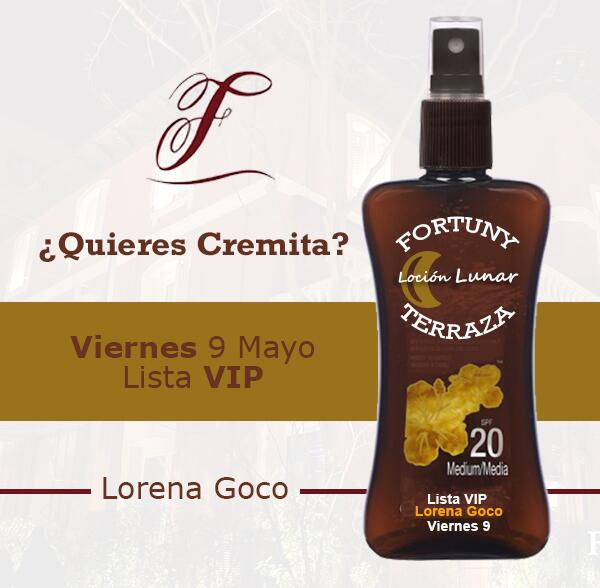 Terraza Fortuny Rrpp On Twitter Quieres Cremita Pase