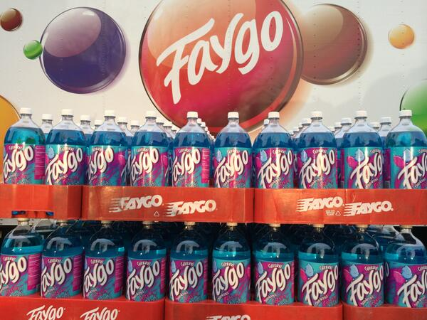 IT'S HERE!!!! #faygocottoncandy http://t.co/v4ehYUZJUT