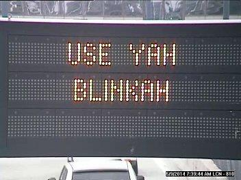 """Use Yah Blinkah!"" http://t.co/6dgpyaNQck"