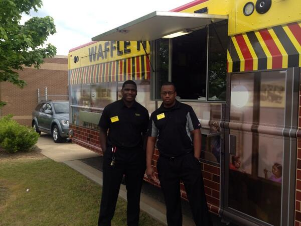 Waffle House News On Twitter At Wafflehouse Food Truck Ready To