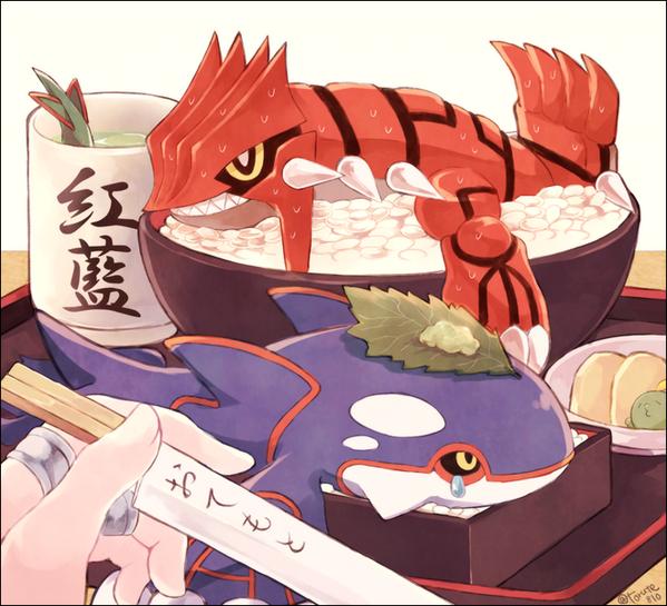 グラー丼&カイ鮮丼