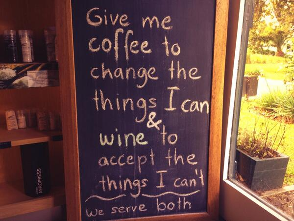 Perfect gastro philosophy for a Friday http://t.co/9EGIdS4wuF