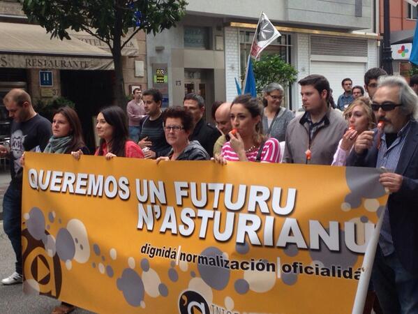Un añu más oficialidá! #ipasturianu @Initiative4Ast @IniciativaxAst http://t.co/M3SivTqftj
