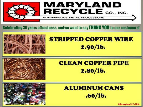 Maryland Recycle (@marylandrecycle) | Twitter