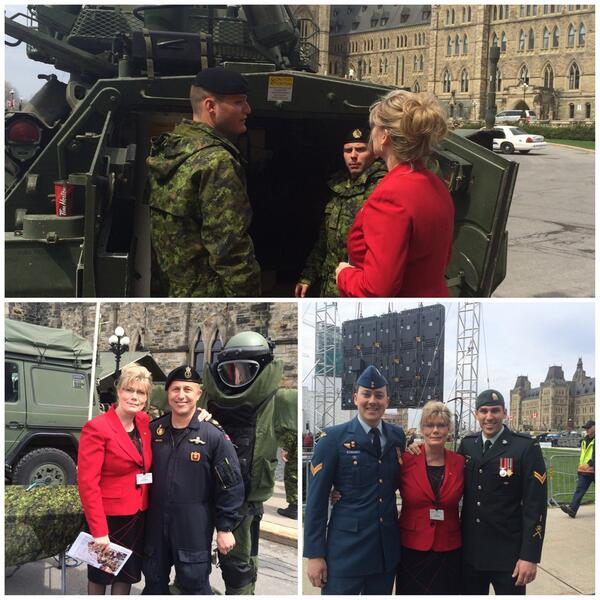 Today's #DayofHonour is an opportunity to thank the courageous men & women who served our country in Afghanistan. http://t.co/062Of8KyBF