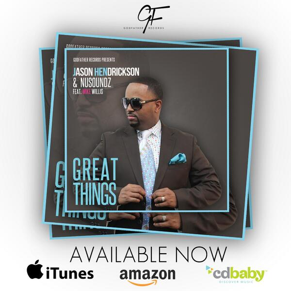 """Get your copy today of my new single """"Great Things"""" at any digital retailer  @Helpmebeheard @Restorationtab1 http://t.co/gkjkb50JhC"""