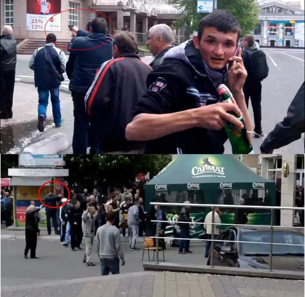 Власть готова вести диалог, но не с террористами, - Турчинов - Цензор.НЕТ 749