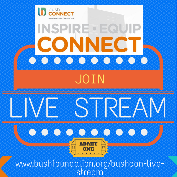 Looking forward to #BushCON 2014! Can't be there? Good news! You can live stream 5/12 @ 9:00AM CDT #grantchat http://t.co/adUIYse5Np