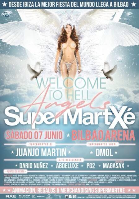 CONFIRMADO! El 7 de junio estaré pinchando en una SUPERMARTXE en el Bilbao Arena! #bilbao #supermartxe #bilbaoarena http://t.co/zZ5XbUcP9P