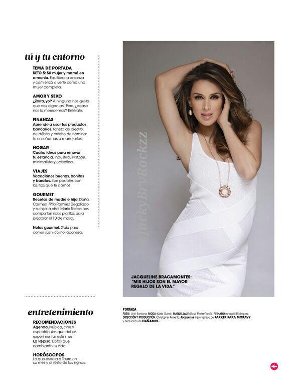 ჟაკლინ ბრაკამონტესი //Jacqueline Bracamontes #32 - Page 3 BnOSF6JIUAA3xnr