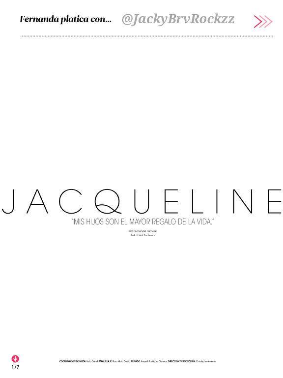ჟაკლინ ბრაკამონტესი //Jacqueline Bracamontes #32 - Page 3 BnOSNN5IUAAE58B