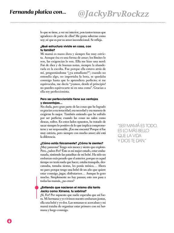 ჟაკლინ ბრაკამონტესი //Jacqueline Bracamontes #32 - Page 3 BnOSfgGIYAI6wDj