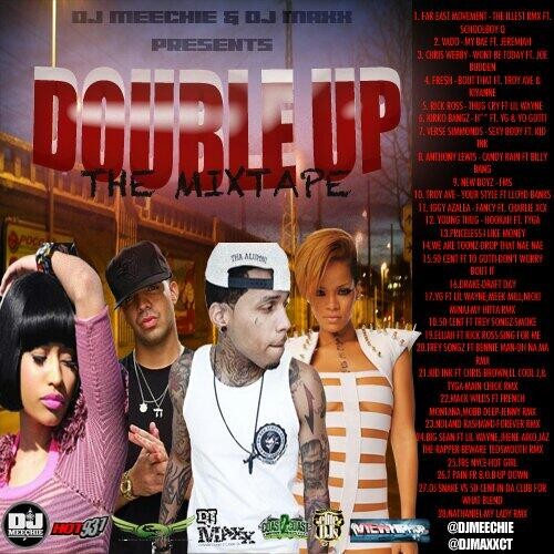 The Double up Mixtape @DJMAXXCT @DJMEECHIE download on http://t.co/A2POz0js39 http://t.co/WdpUaZOkRL