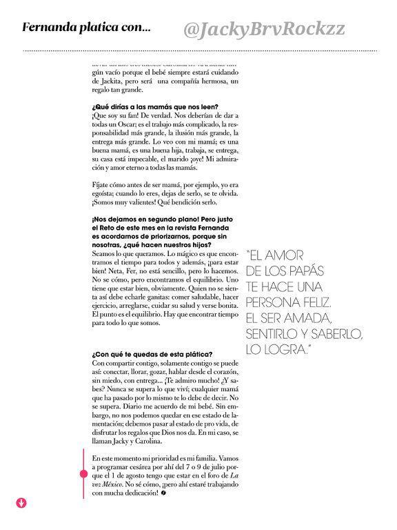ჟაკლინ ბრაკამონტესი //Jacqueline Bracamontes #32 - Page 3 BnOUFdyCIAAepuo