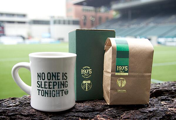 We're proud to announce the Timbers 1975 blend and mug! @TimbersFC #RCTID Details here: http://t.co/3xzS8Krmuv http://t.co/9vUVZnRHev
