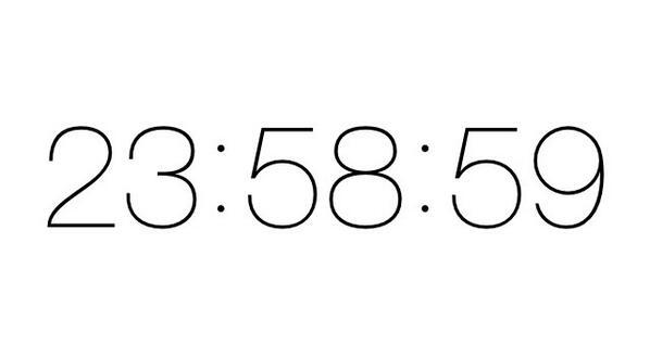ثني ان خالد On Twitter اول ما تصحى من النوم حط عد تنازلي ٢٤ ساعة وأهم شيء قبل ما تنام يكون باقي لك ٨ ساعات تقريبا Http T Co V2xgbllskb