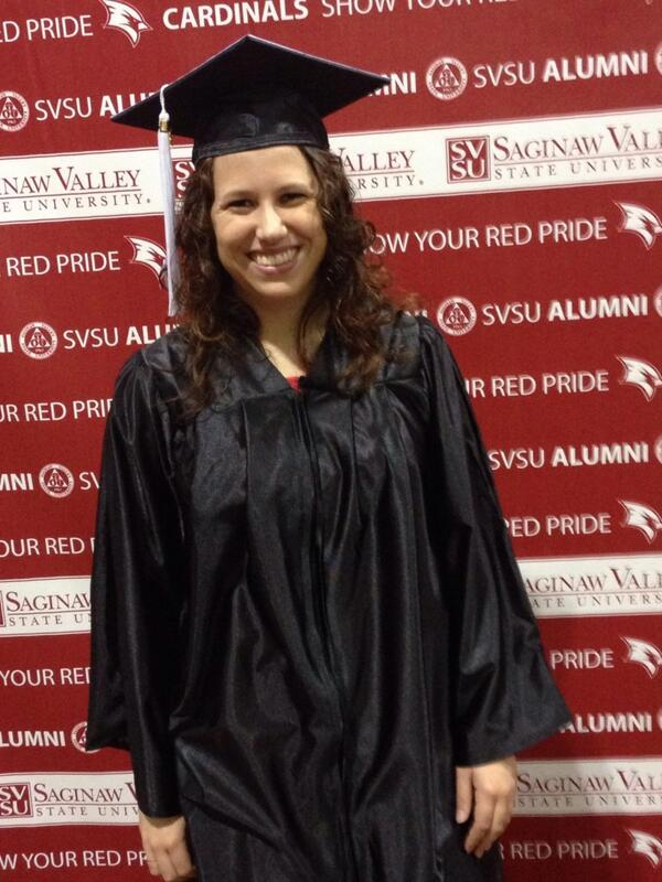It's graduation day!!  #graduation2014 #svsu @SVSU http://t.co/1jdbA9EXwl