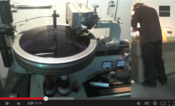 New short film on the art of vinyl mastering http://t.co/6W15NMKt56 @TheVinylFactory http://t.co/szvncz1FuO