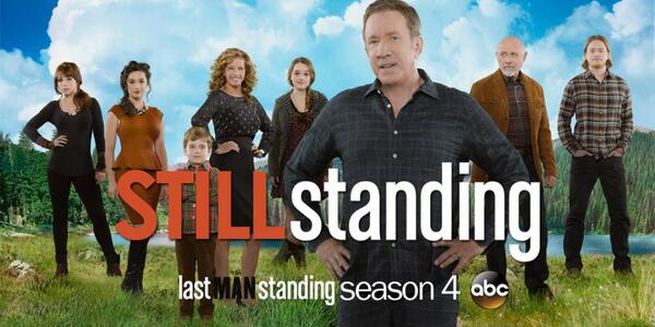 #LastManStanding is coming back for a 4th season! Retweet if you'll be joining us! http://t.co/Ry9H8Xp08N