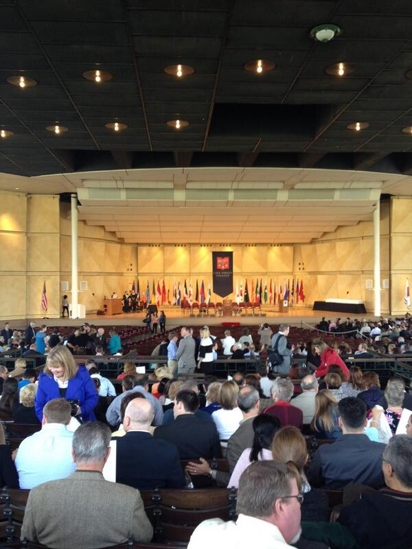 Tune in to http://t.co/36twzJy0jN for our live stream broadcast of the 136th Commencement. #lfgrad2014 http://t.co/yETUhP21g0