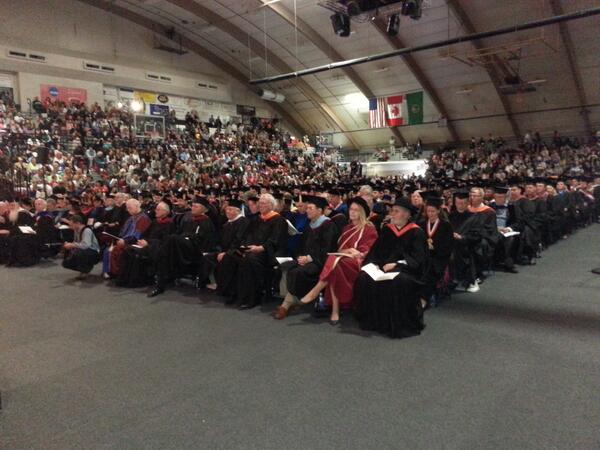 Provost Molly Smith just recognized the @SMUNews faculty for their dedication to the #SMUGrads2014. http://t.co/8fR4aajgkV