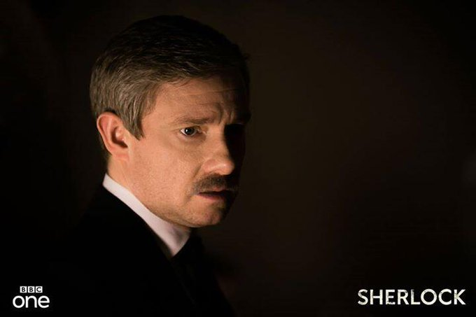 We'd like to believe this entry from #France was written as a homage to John Watson's moustache… #Eurovision http://t.co/xZOTi5rY6S