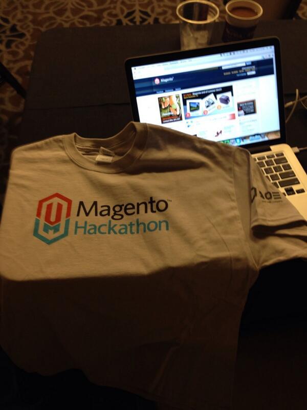 lfcolon62: Magento Hackathon in full swing. #MagentoImagine #hackathon http://t.co/wcEbn5U5Tr