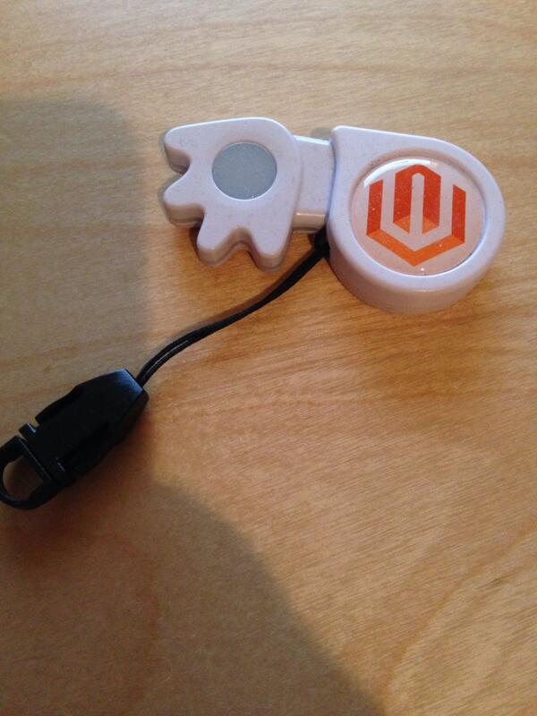 jdorf: @magento do I need to bring this? #magentoimagine http://t.co/Db865H0SxP