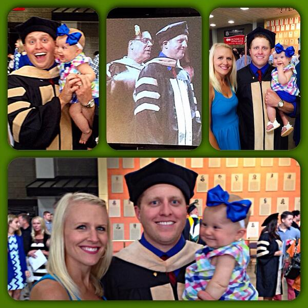 #MUGrad14 so proud of my son in law Dr. Alex Smith #CRNA #DMPNA 💉🎓📚 Congrats!!! http://t.co/Te7bQkpi6x