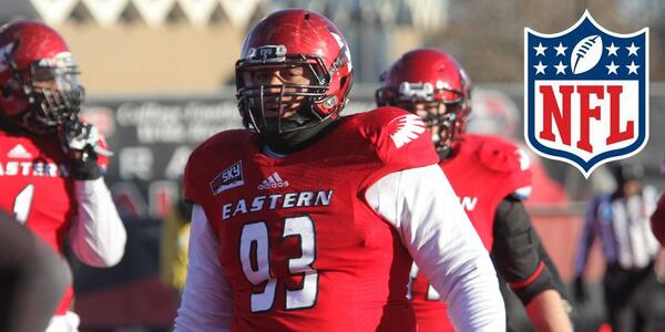 Congratulations to Andru Pulu, who will join the @Seahawks as an undrafted free agent! #GoEags http://t.co/MABXGSRsdR