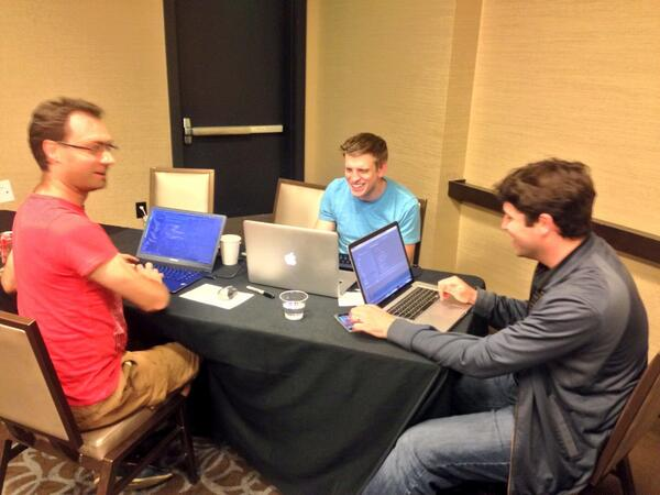 benmarks: #MagentoImagine Hackathon team 'Two-Factor-Auth-All-The-Things' http://t.co/WkWcJyyrHo