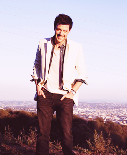 """I'm so lucky on many counts - I'm lucky to be alive"" ~ Cory Monteith (1983 - 2013)  #HappyBirthdayCoryMonteith http://t.co/Ci9ij93690"