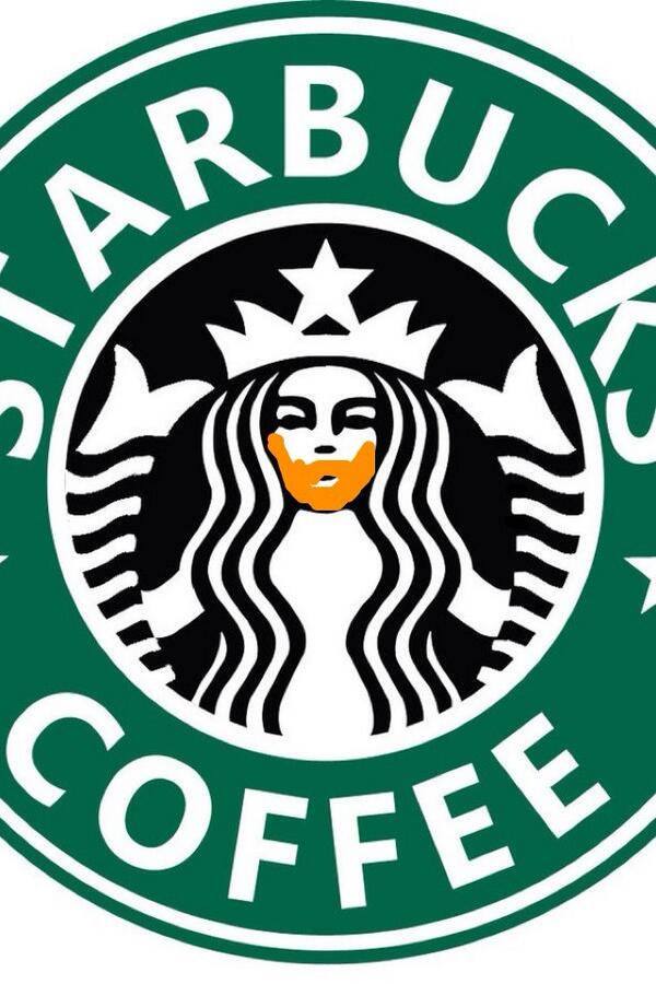 Draw a beard on you @StarbucksUK cup and you have the #EurovisionSongContest2014 winner  http://t.co/Xg3QmtyBxl