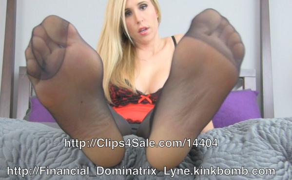 Clips4sale pantyhose feet