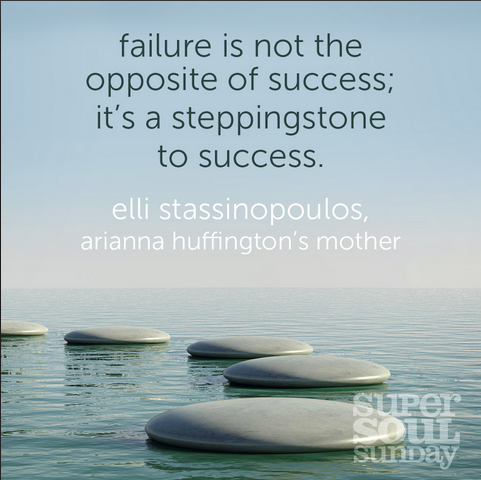failure is the mother of success essay