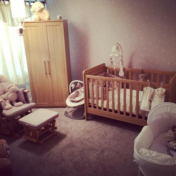 Pelle 8 On Twitter Baby Pells Room Awaiting A Miracle Abbienagz Http T Co Zdeuu6sbvg